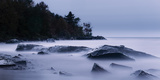 Silence of Lake Superior Photographic Print by Levent ERYILMAZ