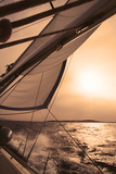 Sailing3 Photographic Print by Wolfgang Simlinger