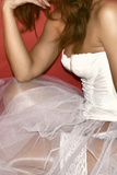 Woman in a Negligee 12 Photographic Print by Svetlana Sewell