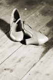 Silver Shoes 2 Photographic Print by Stuart Brill