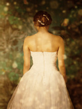 Young Woman in Wedding Dress 4 Photographic Print by Ricardo Demurez
