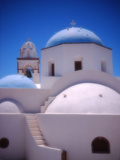 Santorin2 Photographic Print by Wolfgang Simlinger
