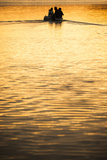 Sunset River Photographic Print by Svetlana Sewell