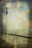 Pier Photographic Print by Svetlana Sewell
