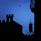 Silhouettes, Florence Photographic Print by Dolores Smart