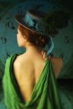 Woman in a Hat 16 Reproduction photographique par Ricardo Demurez