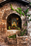 St. Francis Shrine Photographic Print by Dolores Smart