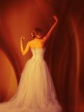 Young Woman in Wedding Dress 2 Photographic Print by Ricardo Demurez