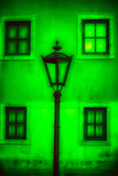 The Green Light Photographic Print by Katarzyna Kuban