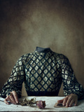 The Headless Photographic Print by Maria Kanevskaya