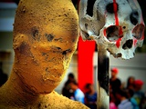 Parts of Human Body Photographic Print by Ronaldo Pichardo