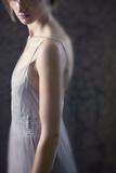 Woman in White Dress 6 Reproduction photographique par Ricardo Demurez