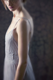 Woman in White Dress 6 Photographic Print by Ricardo Demurez