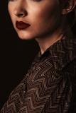 Woman's Lips 6 Reproduction photographique par Ricardo Demurez