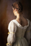 Woman in White Dress 5 Photographic Print by Ricardo Demurez
