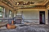 Ruined Interior Photographic Print by Ronaldo Pichardo