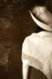 Woman in White Hat 2 Reproduction photographique par Ricardo Demurez