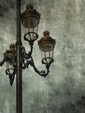 Triple Lantern Photographic Print by Sonja Losberg