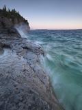 Steep Seashore No.2 Photographic Print by Alex Maxim