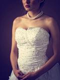 Woman in Wedding Dress 4 Photographic Print by Ricardo Demurez