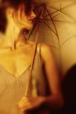 Woman with Umbrella 10 Reproduction photographique par Ricardo Demurez