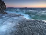 Steep Seashore No.1 Photographic Print by Alex Maxim