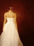 Woman in Wedding Dress 8 Photographic Print by Ricardo Demurez