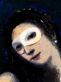 Masked Venus Photographic Print by Gary Waters