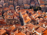 Roofs 1 Photographic Print by Wolfgang Simlinger