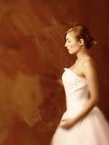 Woman in Wedding Dress 6 Photographic Print by Ricardo Demurez