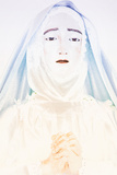 Virgen Mary Photographic Print by Dolores Smart