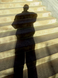 Shadow Steps Photographic Print by Gary Waters