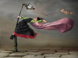 Wind Photographic Print by Vladimir Fedotko