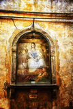 Virgen Shrine, Siena Photographic Print by Dolores Smart