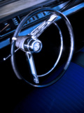 Steering Wheel Photographic Print by Wolfgang Simlinger