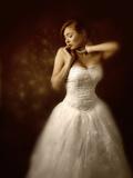 Woman in Wedding Dress 5 Photographic Print by Ricardo Demurez