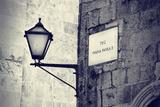 Street Lantern Photographic Print by Eugenia Kyriakopoulou
