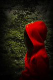 Red Hood Photographic Print by Svetlana Sewell