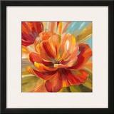 Island Blossom II Print by  Nan