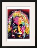 Hey Einstein Prints by Dean Russo