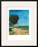 Allee bei Arles, 1888 Prints by Vincent van Gogh