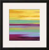 Prairie Abstract 6 Prints by Mary Johnston
