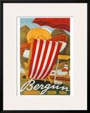Bergun Prints by  Gattiker