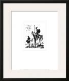 Don Quixote, c.1955 Print by Pablo Picasso