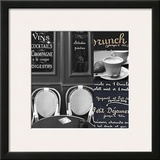 French Café II Poster by Cameron Duprais