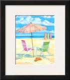 Oceanside III Prints by Paul Brent