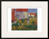 Harold Gilman's House at Letchworth Prints by Spencer Gore