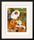 Interieur Hollandais I Print by Joan Miró