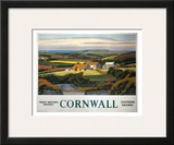 Cornwall Landscape and Cottage Art