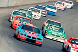 Champion 400 Nascar Race 1987 Archival Photo Poster Photo